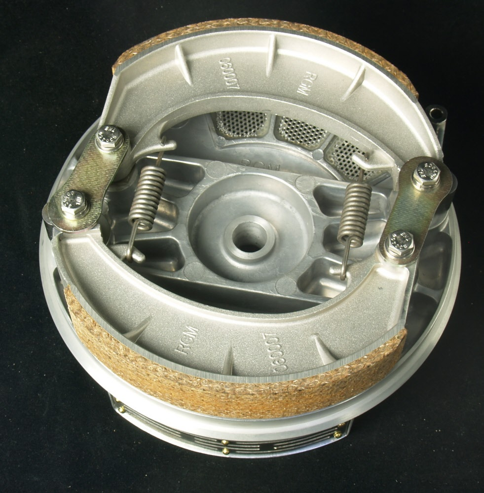 Leading Shoe Front Brake For Sale
